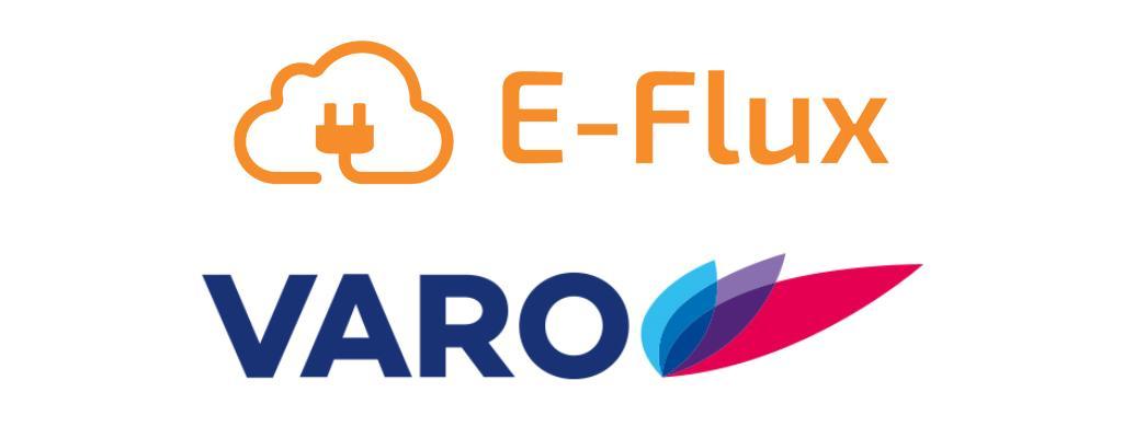 E-Flux VARO aandelen overname