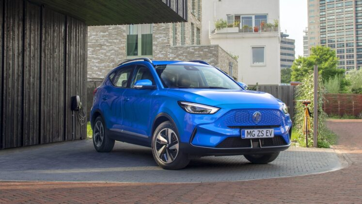 MG ZS EV 2022