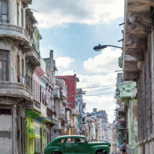 Cuba autoland