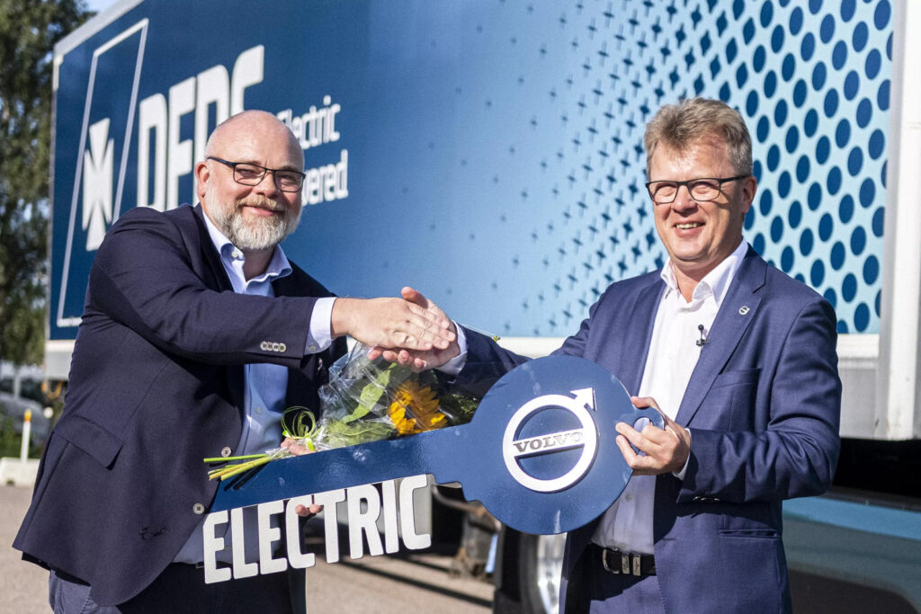 Volvo FM Electric